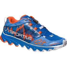 La Sportiva Helios 2.0 Hardloopschoenen Dames, marine blue/lily orange